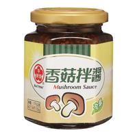 【Bull head 牛頭牌】香菇拌醬170g