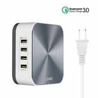 【現貨 】LDNIO【日本代購】 USB 快速充電器 8端開口