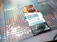 【八八八】e網購~【正304不銹鋼食材防落烤網48*30公分】688438烤肉架 烤肉網 烤肉用品