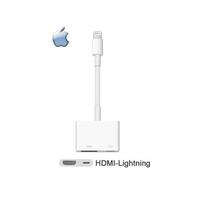 【神腦貨 盒裝】Apple Lightning Digital AV 原廠轉接器 HDMI 傳輸線 iPhone 5 5C 5S SE 6 6S 7 8 Plus X XR Xs Max 11 12 13 mini Pro Max iPad mini2 mini3 mini4 Pro 9.7吋 10.5吋 12.9吋 Air Air2 iPod touch