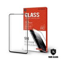 【T.G】realme X50 Pro 全包覆滿版鋼化膜手機保護貼(防爆防指紋)