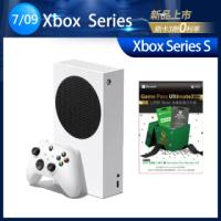 【Microsoft 微軟】Xbox Series S 512GB遊戲主機 +Game pass Ultimate 3M 超值組