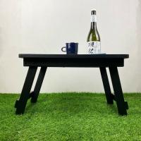 Costco好市多 InstaCrate好市多折疊收納箱小矮桌 (黑色下標區)~八刀草 露營 收納