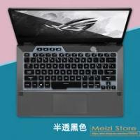 """For ASUS ROG Zephyrus G14 GA401 GA401IH GA401II GA401IU GA401IV Keyboard Skin Cover 14"""" ASUS ROG Zephyrus G14 Gaming Laptop"""