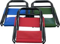 彩色帆布折疊椅中B620 迷彩折疊椅 童軍椅 行軍椅 折疊椅  板凳 釣魚椅 小椅子 板凳 (依凡卡百貨)