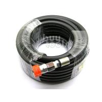 BuyTools-《專業級》三分*30M空壓管高壓管氣動工具風管,雙層PVC+密紗夾層,附工業級快速接頭,台灣製「含稅」