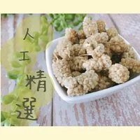 【五桔國際】土耳其白桑椹乾35克(3包)