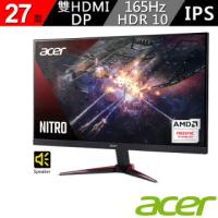 【Acer 宏碁】VG270 S 27型IPS 16:9 電競螢幕(MM.TDPTT.003)