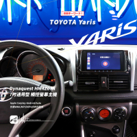 M1Q TOYOTA豐田 Yaris 7吋通用型 觸控螢幕主機 藍芽 CarPlay Android Auto