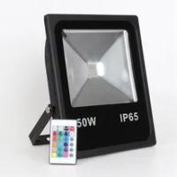 6 pcs 16 สี RGB warm white R/G/B 85-265 V ไฟ LED Floodlight 20 วัตต์ /30 w/50 w กลางแจ้ง IP65 Garden Party lighting