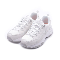 SKECHERS D'LITES 4.0 閃電熊休閒老爹鞋 白 149491WHT 女鞋