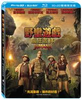 野蠻遊戲:瘋狂叢林 3D+2D 雙碟限定版 BD-P1CTB2572