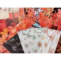 🎉淨新🎉精緻🍁楓葉🍁口罩🎆