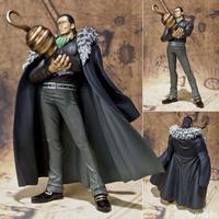 海賊王 日版 金證 Figuarts ZERO 新世界之海 王下七武海 克洛克達爾 PVC完成品