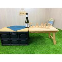 好市多 露營/野餐 折疊收納箱延伸桌板 變形金剛 Costco InstaCrate 八刀草 NO.8