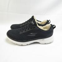 Skechers GO WALK 6-BOLD VISION 女款 慢跑鞋 124512WBKW 黑【iSport】