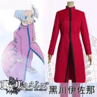 Kostum Cosplay Kurokawa Izana 2021 Kostum Karakter Revengers Anime Tokyo Seragam Karnaval Halloween untuk Pria