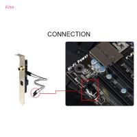 Kiss 24Bit 192KHz SPDIF Daughter 卡光纖同軸數字聲卡擋板 DAC DTS 解碼器