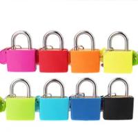 ขนาดเล็ก Mini Strong กุญแจเหล็กกระเป๋าเดินทางไดอารี่ล็อค2ปุ่ม Multicolor บ้านเด็กไดอารี่ลิ้นชักล็อค Замок