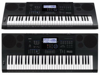 CASIO 卡西歐 CTK-6200 61鍵電子琴(全新高階琴款,加贈琴袋/大延音踏板等超值配件)【唐尼樂器】