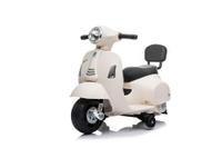【淘氣寶寶】Vespa 偉士牌 迷你電動玩具車