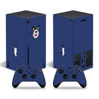 微軟XBOX series X貼膜XBOX series X主機貼紙個性限量款式貼膜