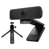 【Logitech 羅技】C925e 網路視訊攝影機 Webcam(附三腳架)