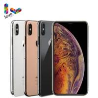 Apple iPhone XS Max A12 Bionic Mobile Phone 6.5inch 4GB RAM 64GB/256GB ROM Hexa Core 12MP NFC 4G LTE Original iOS Cellphone