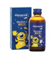 Mamarine KIDS OMEGA 3 PLUS LYSINE & MULTIVITAMIN FORTE | มามารีน โอเมก้า 3 ไลซีน ฟอร์ท เจริญอาหาร อยากอาหาร บำรุงสมอง