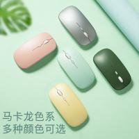 藍芽滑鼠 無線滑鼠 無線滑鼠靜音可充電款藍芽滑鼠女生適用蘋果聯想華為微軟華碩戴爾惠普筆記本電腦辦公滑鼠可愛電池雙模滑鼠『cyd8992』