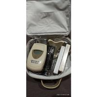 打到骨折/二手如新離子導入美容儀附軟盒兩購物袋