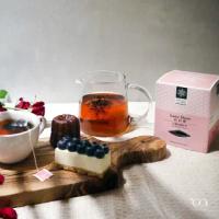 【samova 歐洲時尚茶飲】有機伯爵紅茶/天然佛手柑製成/Lazy Daze 白日夢(Space系列)
