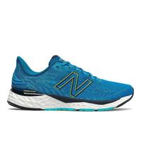 【NEW BALANCE】NB 慢跑鞋 男鞋 運動鞋 緩震 訓練  藍 M880F11