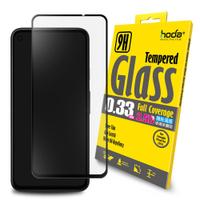hoda Google Pixel 4a (5G專用) 2.5D隱形滿版高透光9H鋼化玻璃保護貼