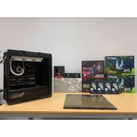 【高階】專業跑圖電腦AMD 3990X 、 RTX 3090 x2、SSD2TB、96G