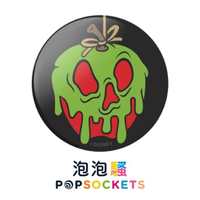 【PopSockets 泡泡騷】二代 PopGrip 美國 No.1 時尚手機支架(毒蘋果)