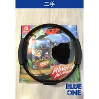 二手 健身環大冒險 中文版 健身環 Nintendo Switch 二手遊戲片 交換 二手遊戲收購