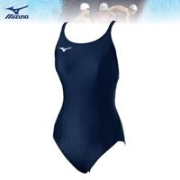 【MIZUNO 美津濃】BASIC女款泳衣 A85EB75014(泳衣)