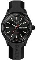 刷卡滿3千回饋5%點數 BALL 波爾錶-指定商品- ENGINEER II系列 VOLCAyes自動機械腕錶 NM3060C-PCJ-GY -45mm-黑面膠帶