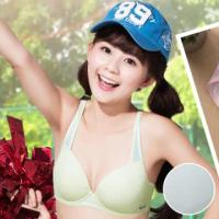 【BeenTeen 嬪婷】校園運動透氣 B-E 罩杯內衣BB2305FX(能量灰)(華歌爾集團)