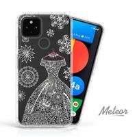 【Meteor】Google Pixel 4a 5G 奧地利彩鑽空壓防摔手機殼(禮服)