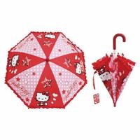 【領券滿額折50】Hello Kitty 小童傘(雨傘/兒童直傘)446-65329★愛兒麗婦幼用品★