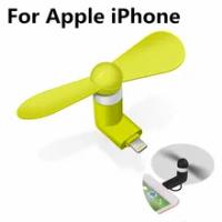 Creative Mini Micro USB Fan แบบพกพา 5 โวลต์ 1 วัตต์โทรศัพท์มือถือ USB Gadget แฟน Tester สำหรับ Apple iphone 5 5s 5c se 6 6s 7 plus 8 X