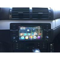 寶馬BMW E46 318i 320i 330i  安卓主機 衛星導航+音樂+藍牙電話