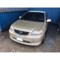 Toyota Vios 2004 1.5L 代步 省油 省稅金 自售 都市的省油小車