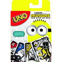 Mattel UNO 遊戲卡 -小小兵2