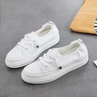 2021ฤดูร้อนสีขาวรองเท้าผู้หญิงรองเท้าผ้าใบสีขาวผู้หญิงรองเท้าแตะ Chubby อะนิเมะรองเท้าวิ่ง Fila ล...