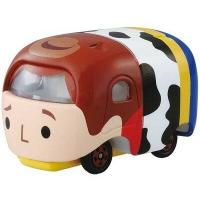 大賀屋 TOMICA TSUM 小汽車 胡迪 多美小汽車 玩具總動員 模型 玩具 迪士尼 正版 授權 L00010056