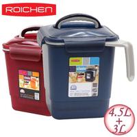 【韓國ROICHEN】廚餘回收桶(4.5L+3L)