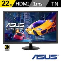 【ASUS 華碩】VP228HE 22型16:9寬螢幕顯示器